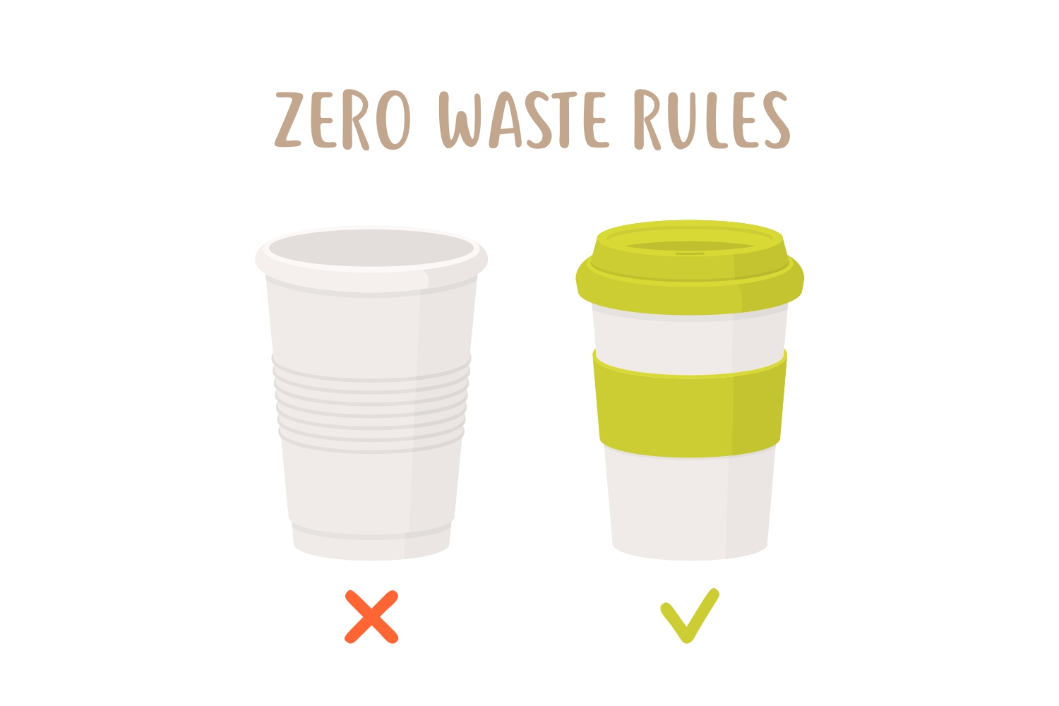 Zero waste rules example image 5