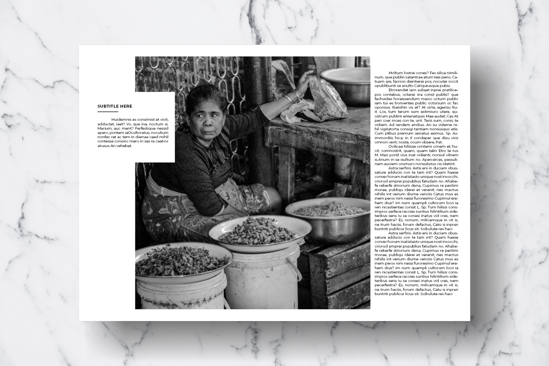 Magazine Template Vol. 12 example image 6