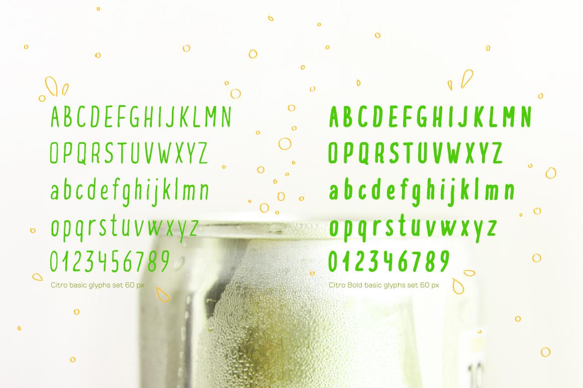 Citro & Citro Bold example image 5