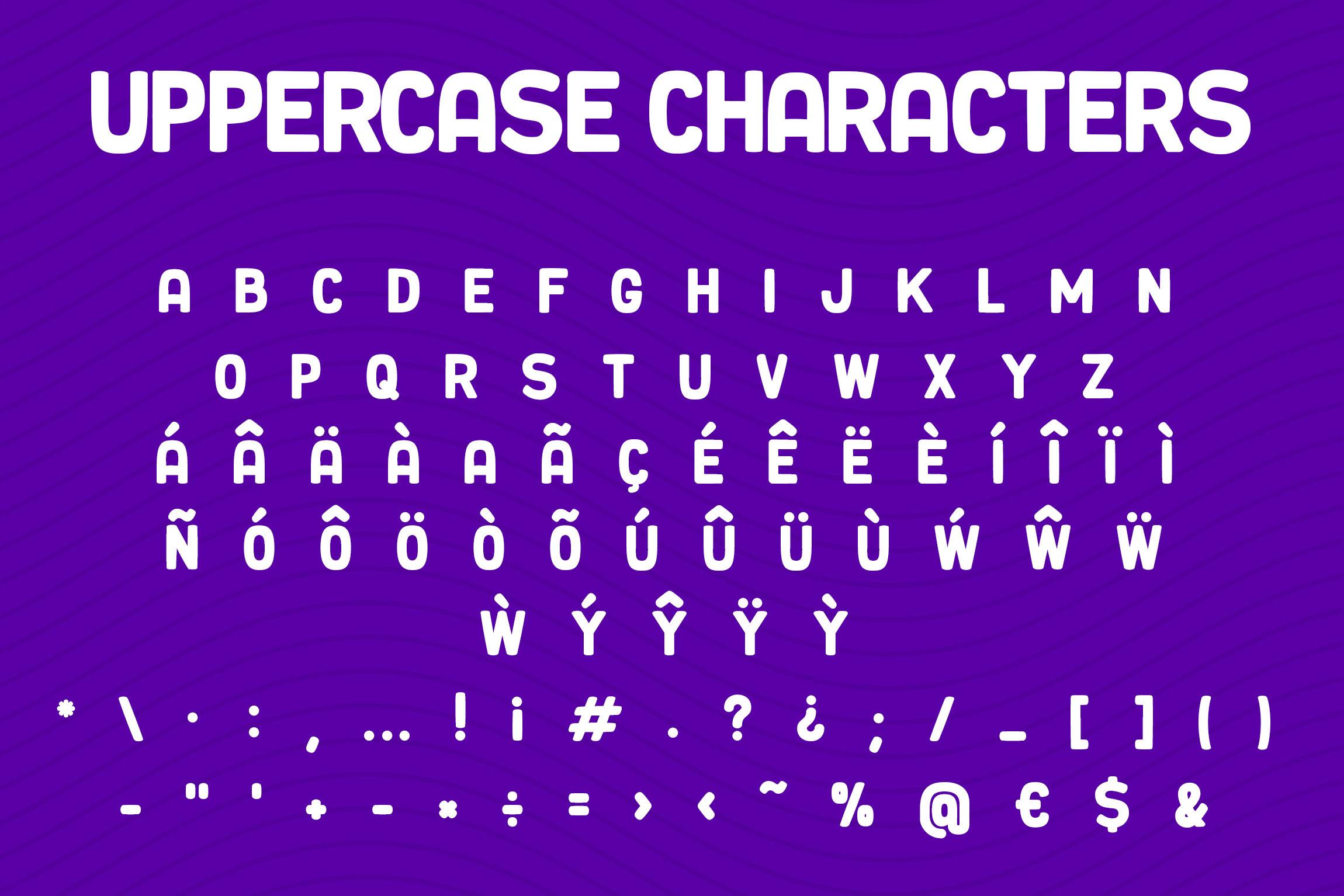 Lucita - Fun Sans Font example image 6