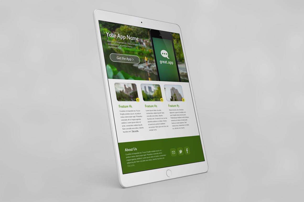 iPad Pro 10 5 Vol 2 Mockup