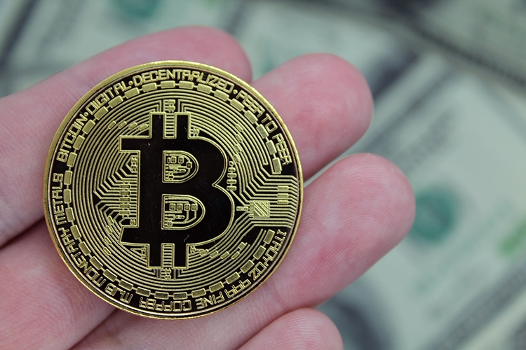 Cryptocurrency Coins. Bitcoin, Ripple and Ethereum JPEG Set example image 2