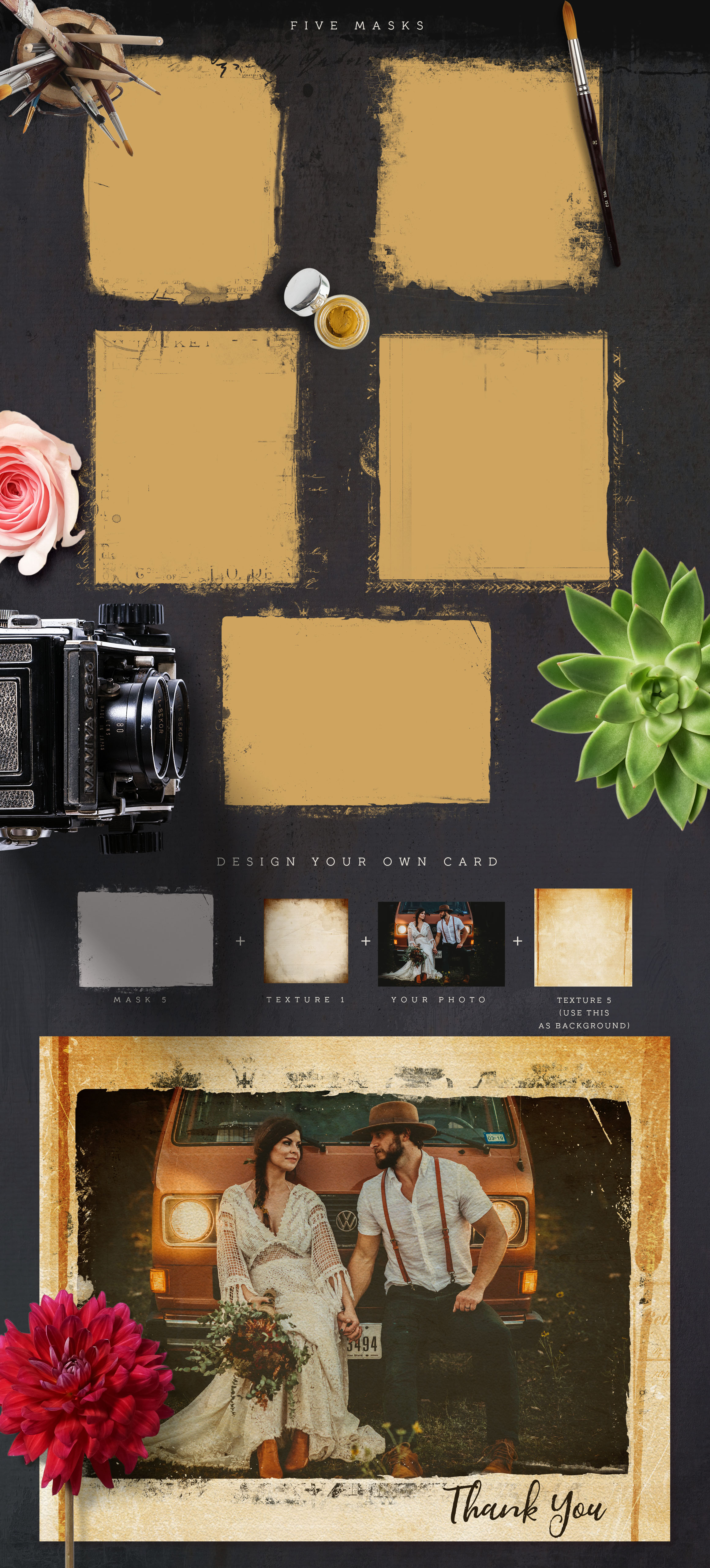 Photography Texture - Artistic vol.1 example image 4