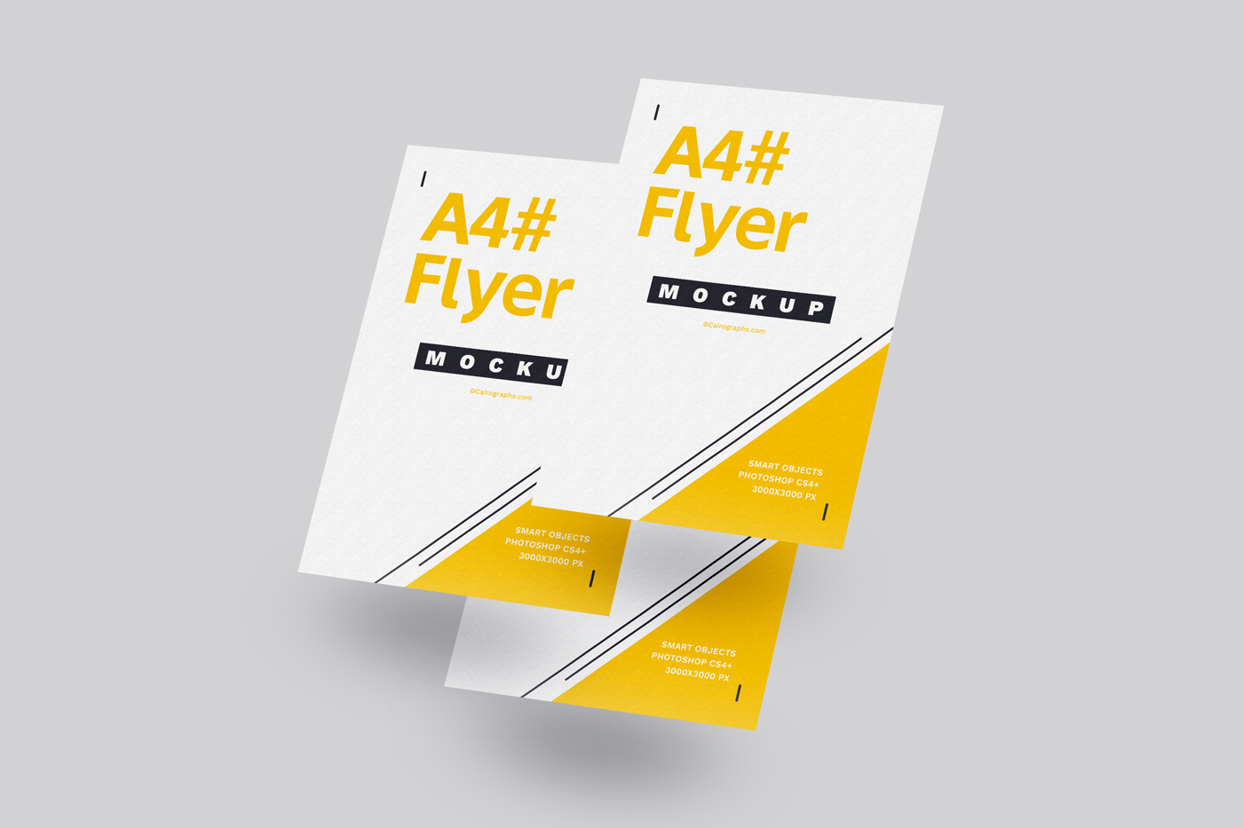 Posters & Flyers Mockups example image 8