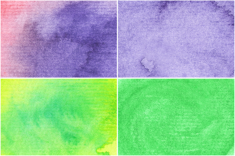 50 Watercolor Backgrounds example image 8