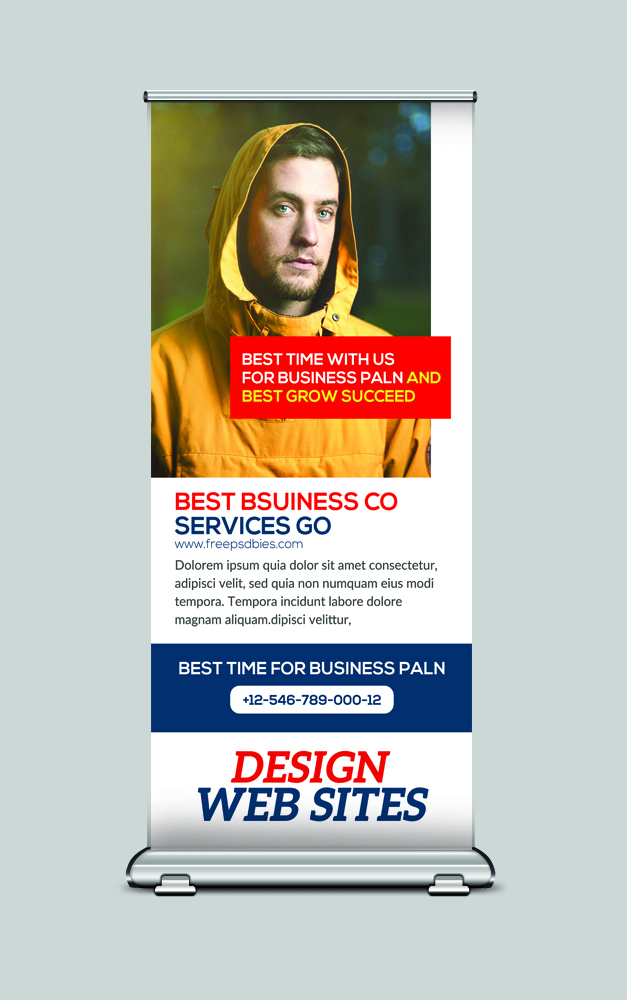 Business Rollup Banner  example image 1