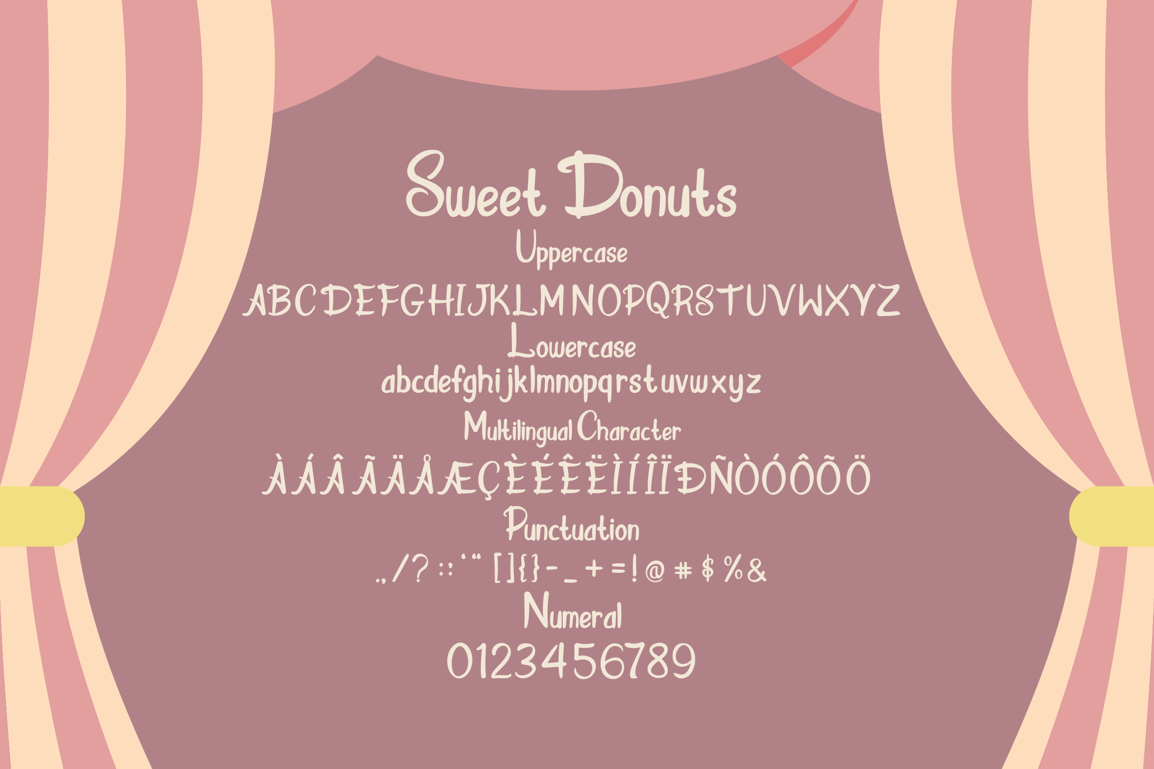 Sweet Donuts example image 5