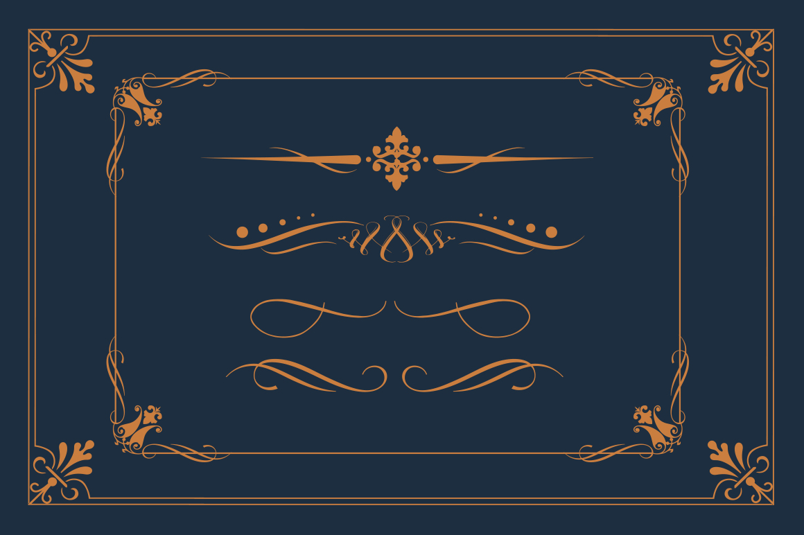 Beradon Script - Elegant Wedding font example image 8
