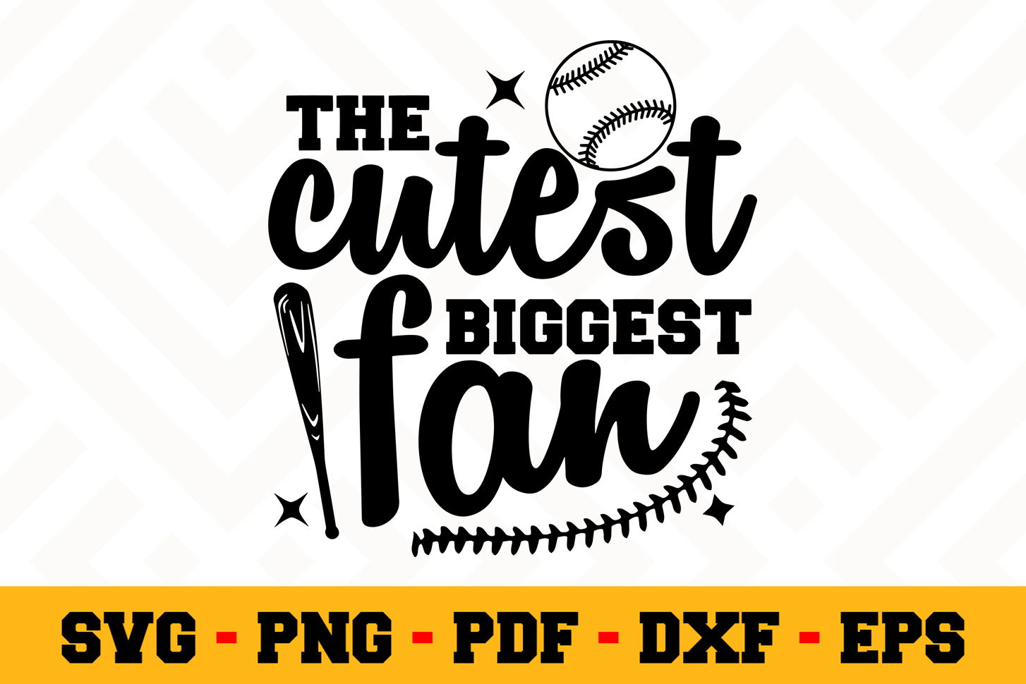 Baseball SVG Design n551 | Baseball SVG Cut File example image 1