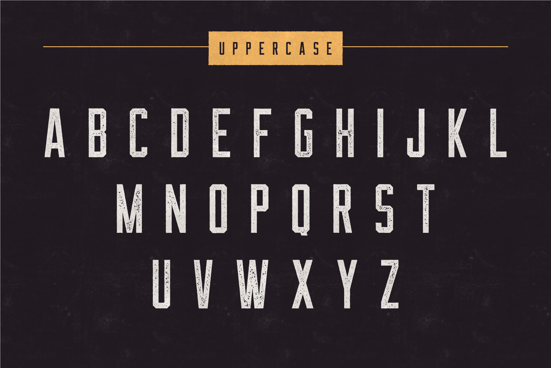 The Farmer Font - Condensed Typeface example image 5