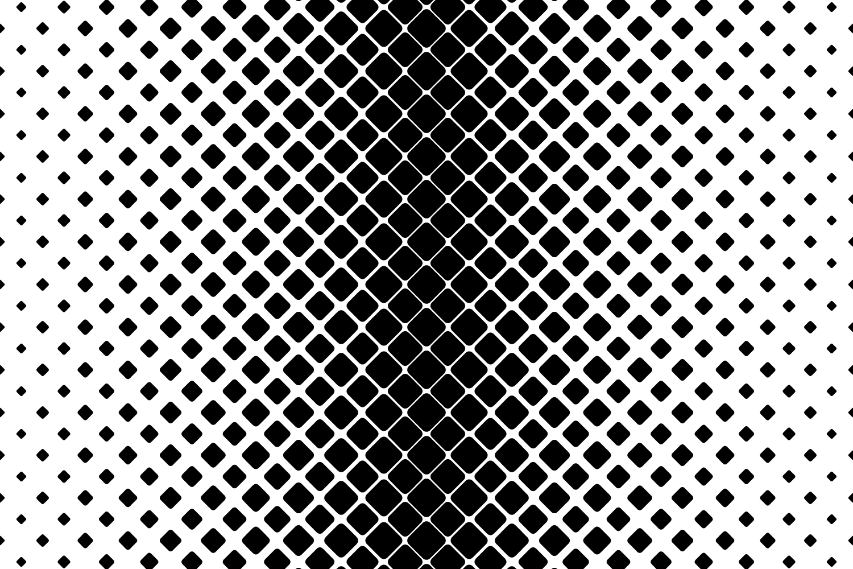 24 Square Patterns AI, EPS, JPG 5000x5000 example image 2