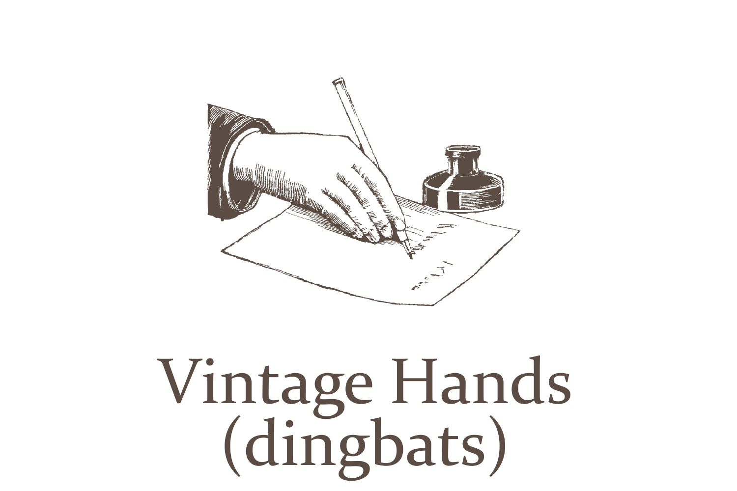 Vintage Hands example image 1