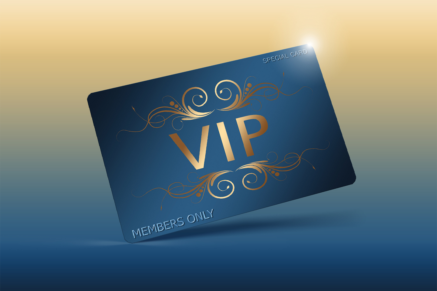 20 Luxury VIP Member Cards example image 13
