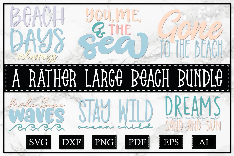 A Rather Large Bundle - Beach Edition PLUS DOODLES! example image 2