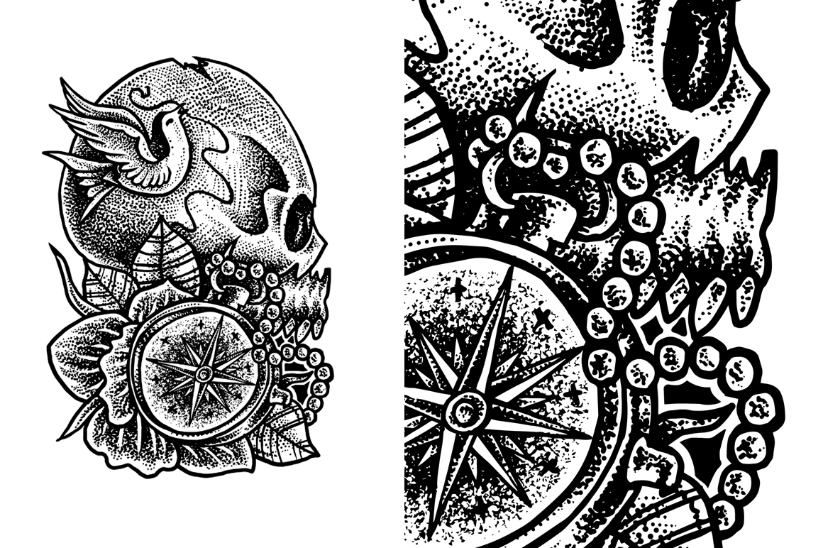 7 design skull VECTOR example image 8