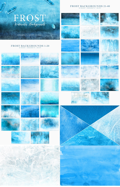 Aesthetic Backgrounds BUNDLE example image 7