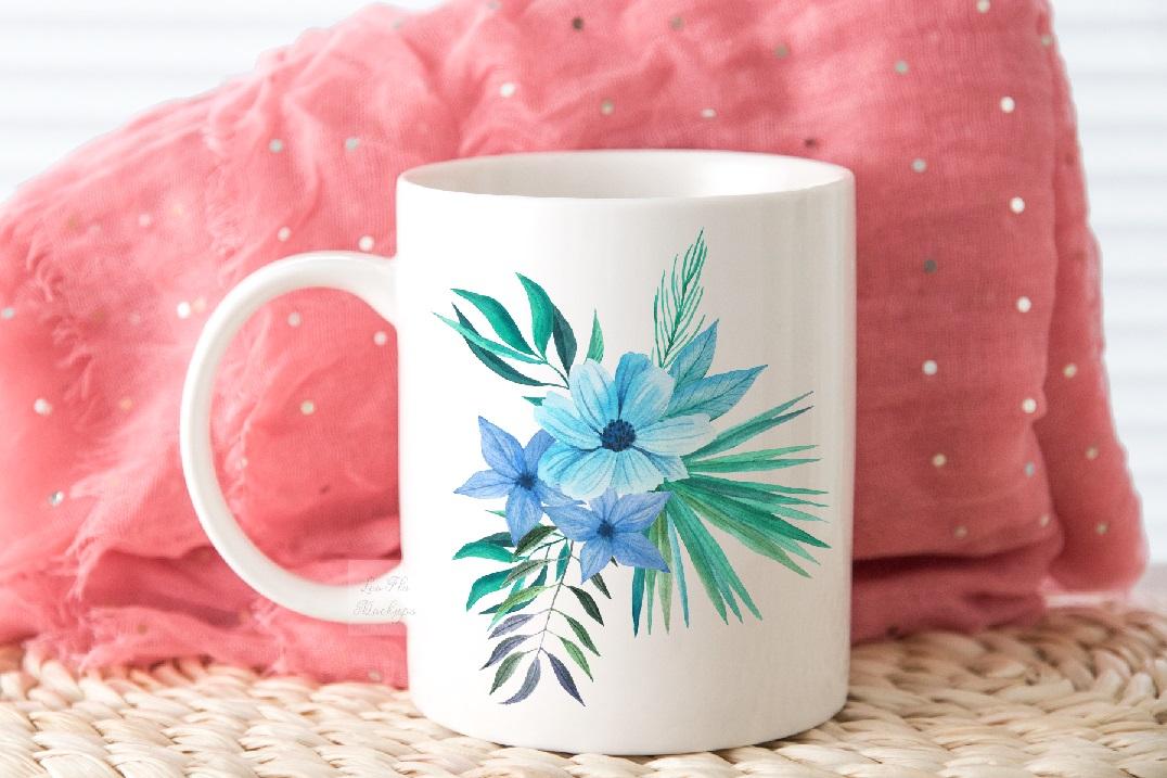 Mug mockup modern 11 oz coffee mugs example image 4