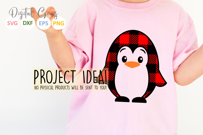 Plaid Penguin design example image 6