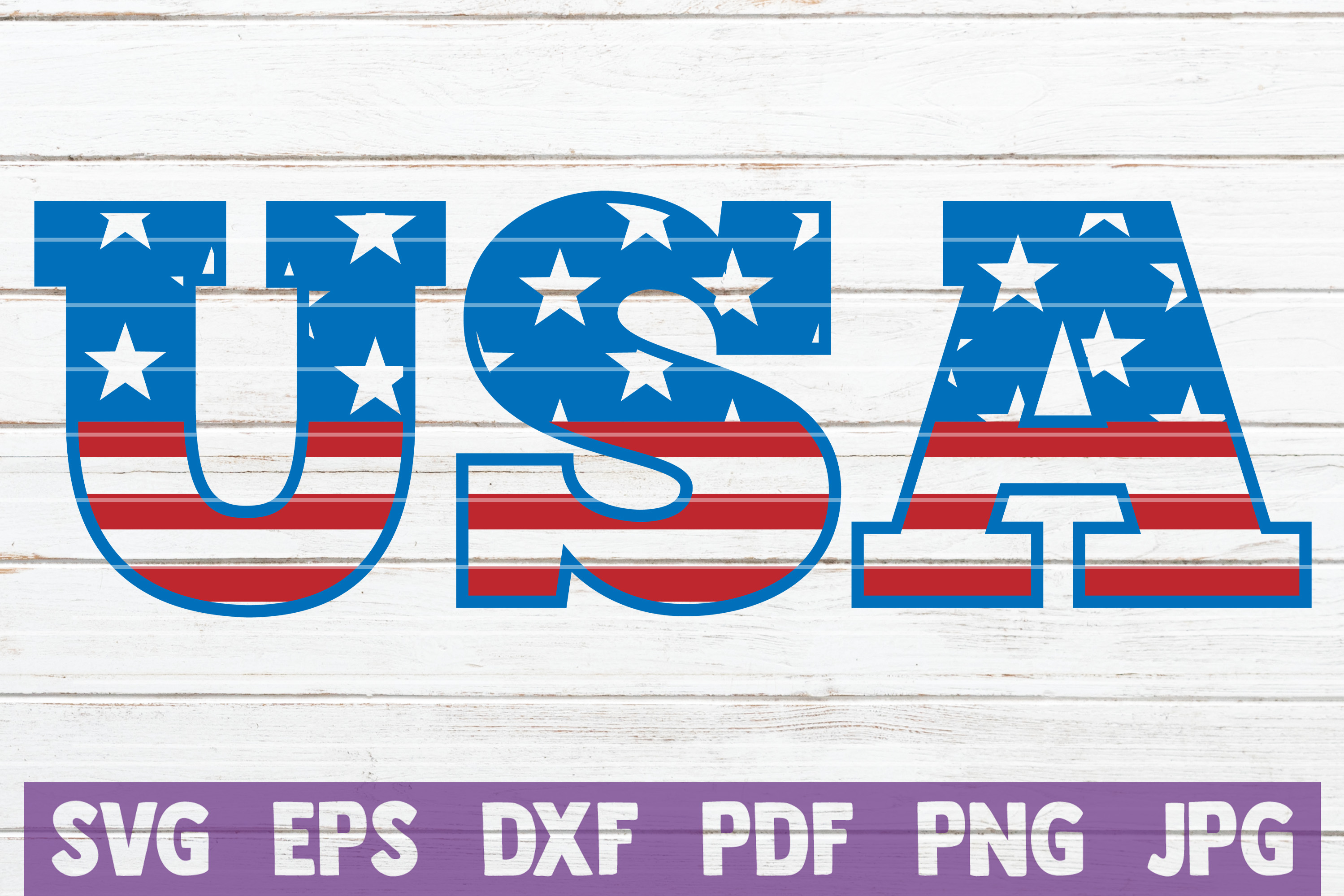 4th of July SVG Bundle | SVG Cut Files | commercial use example image 13