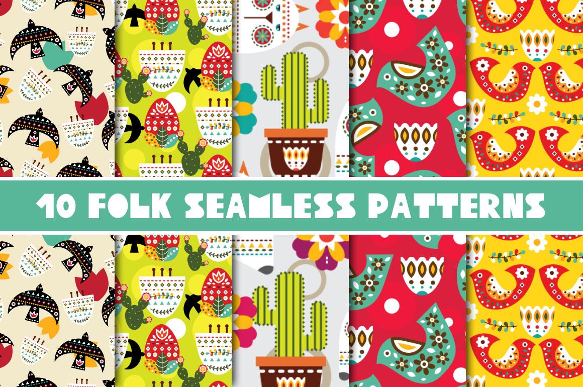 Frida - Mexican folk kit example image 3