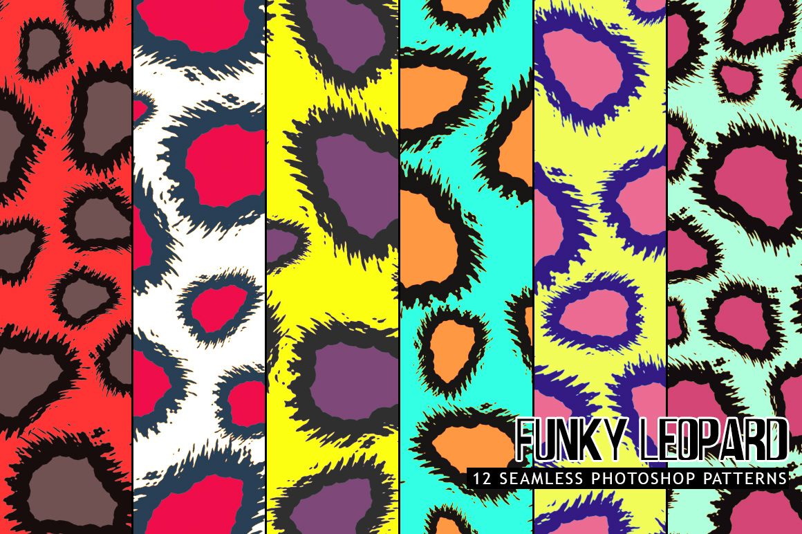 Funky Leopard example image 2