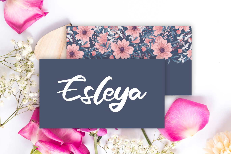 Azala | Style Script Font example image 2