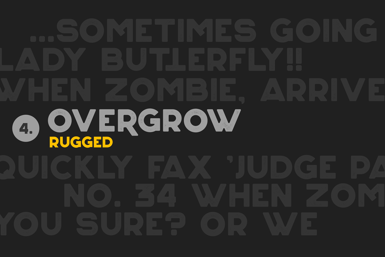 Overgrow example image 5