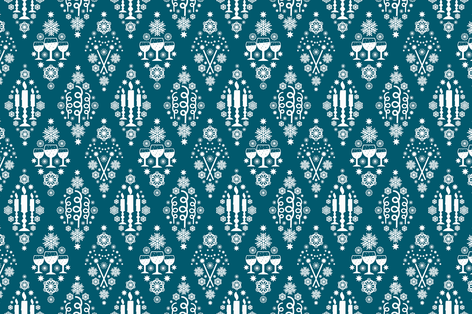 Christmas theme. Background, wrapping paper. example image 4