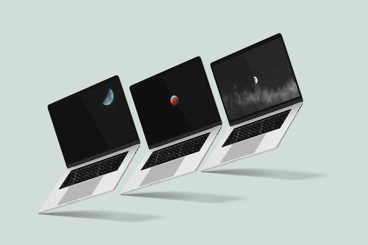 Macbook Pro Mock-Ups example image 6