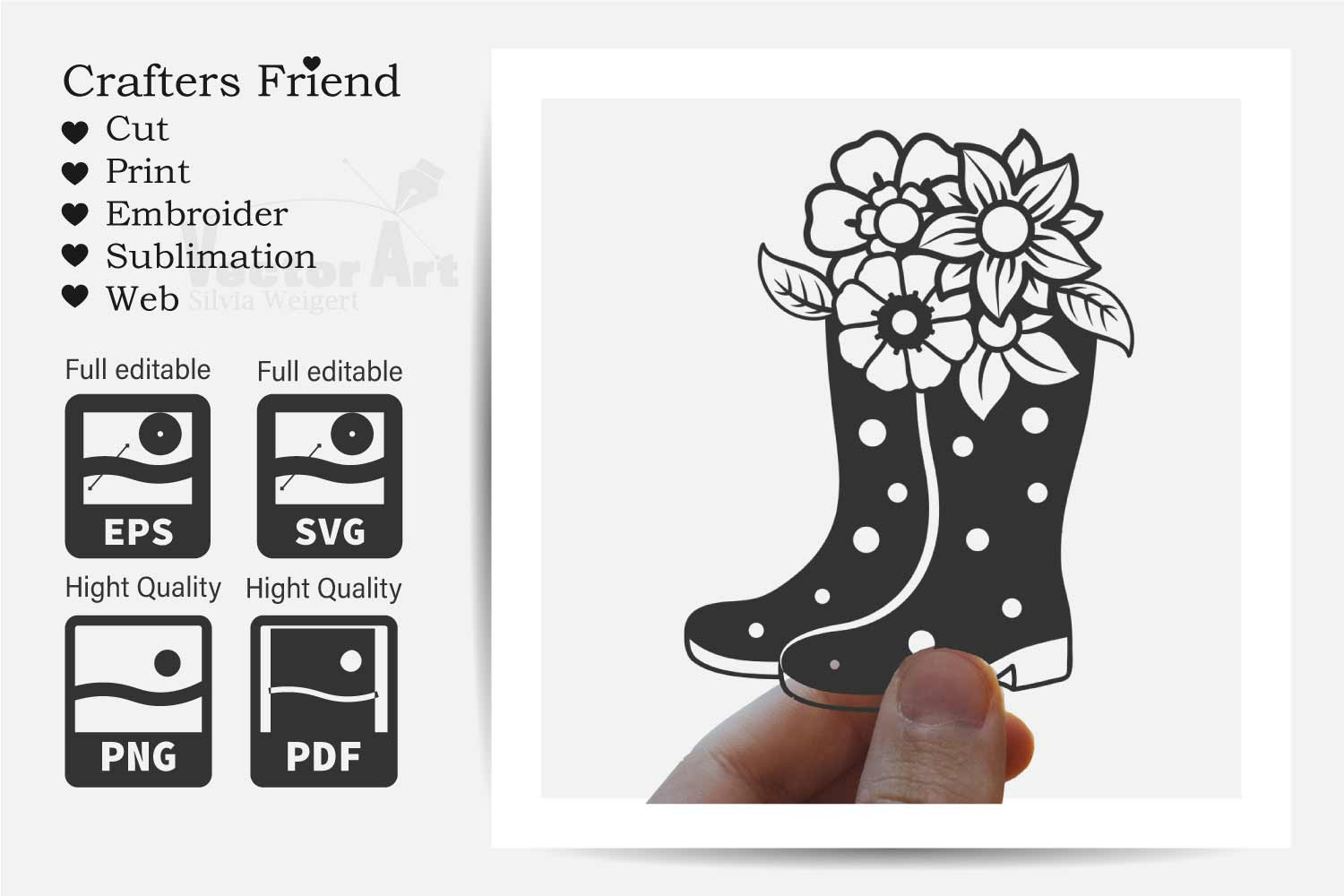 10x Spring is sprung - Mini Bundle - Cut files for Crafters example image 6