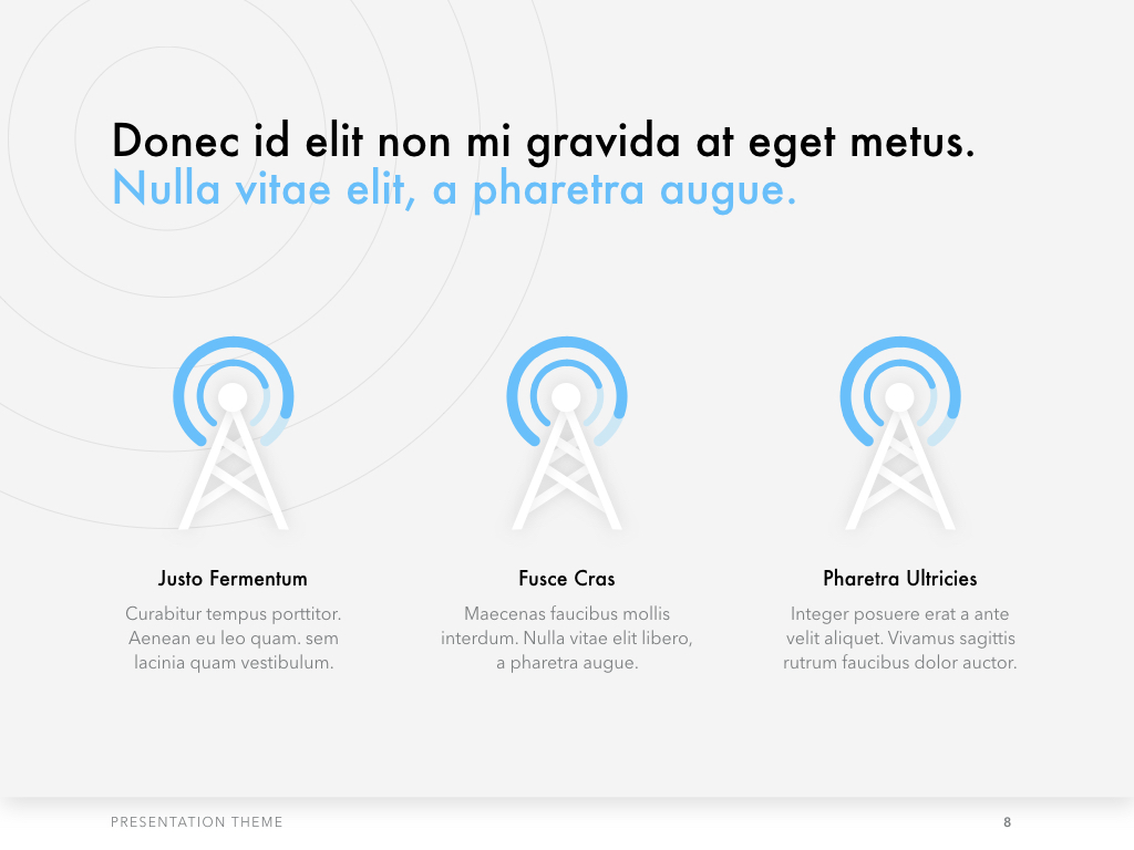 Tech Evangelist PowerPoint Template example image 9