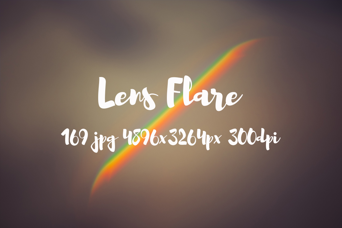 Lens Flare Pack example image 21