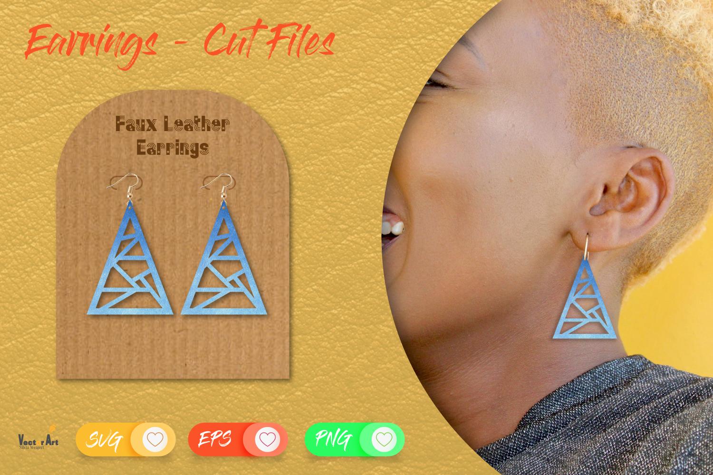 5 Earrings - Mini Bundle - Cut files example image 14