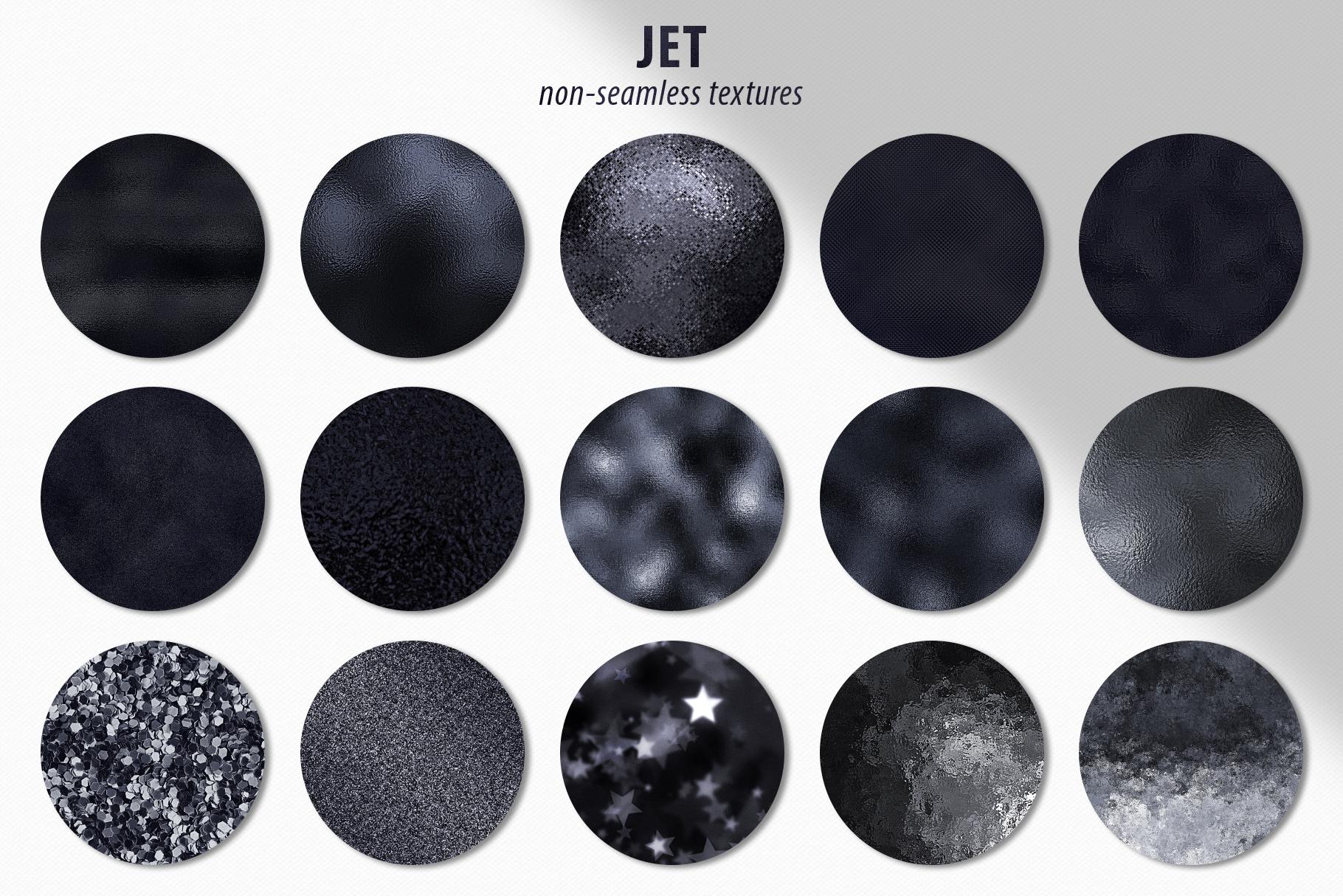 Noir - Patterns & Textures Bundle example image 8