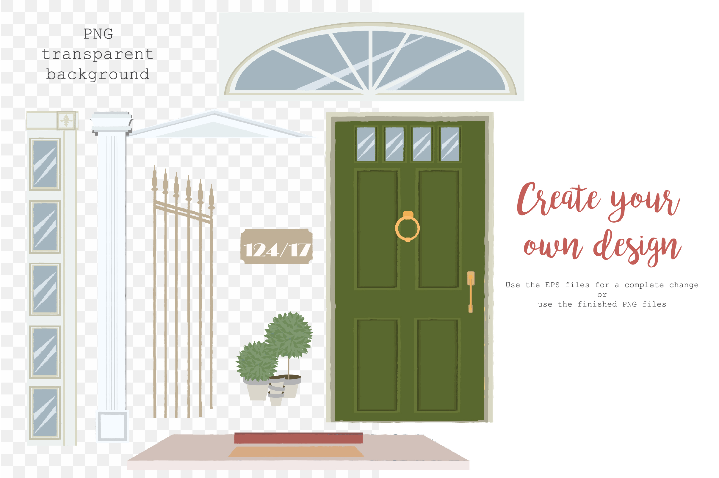 Doors design collection example image 6