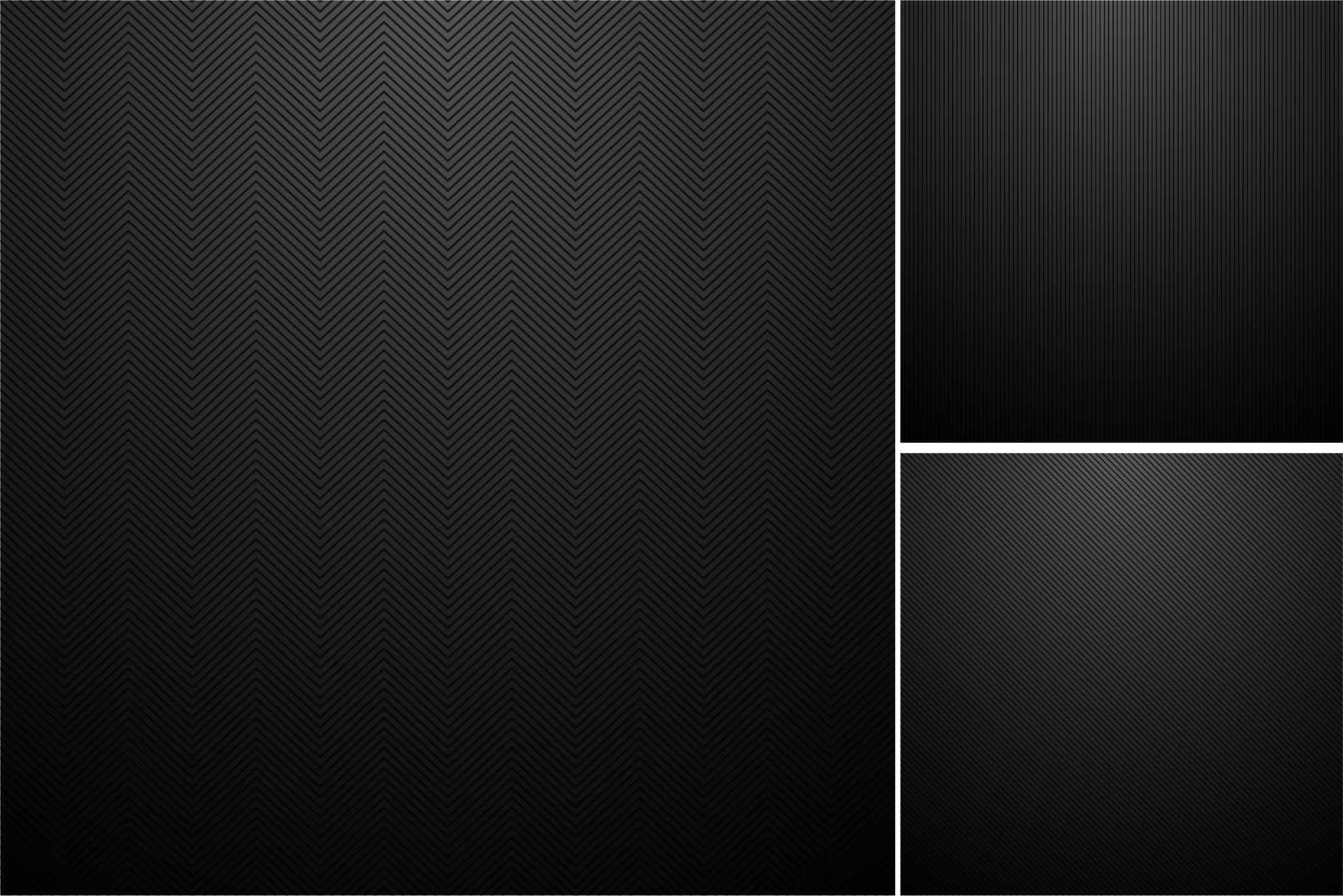 Dark striped textures.Carbon surface example image 3