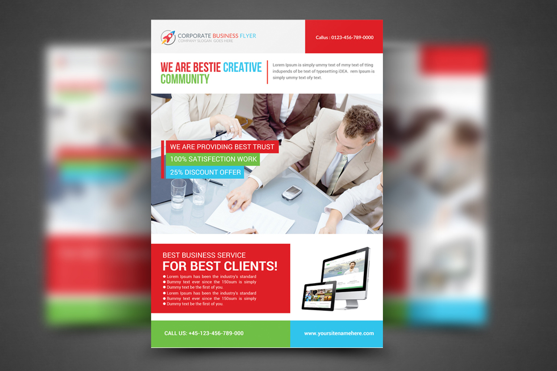 Creative Company Flyer example image 1