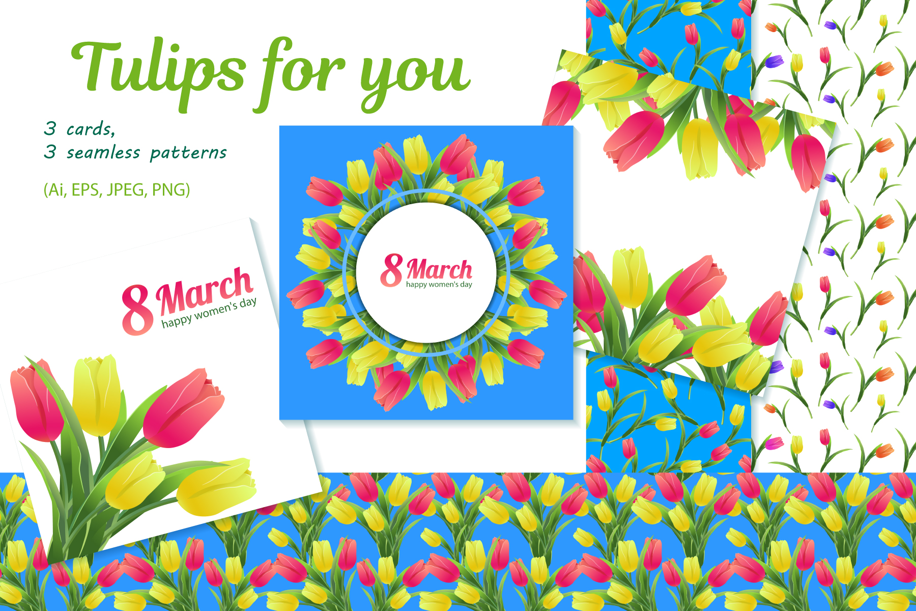 Tulips for you example image 1