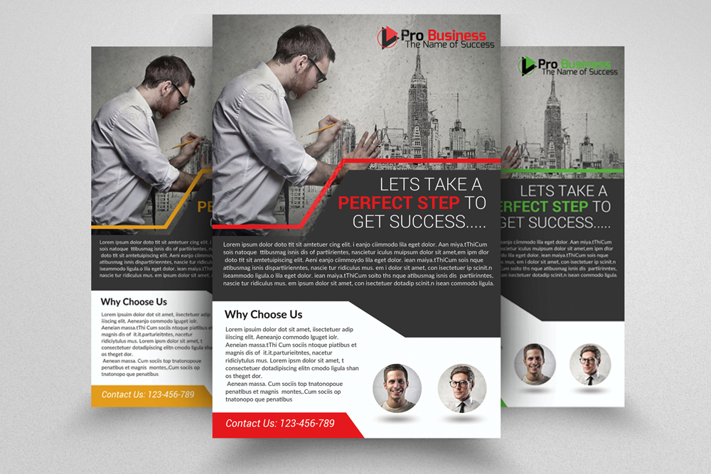 Architect Business Flyer  example image 1