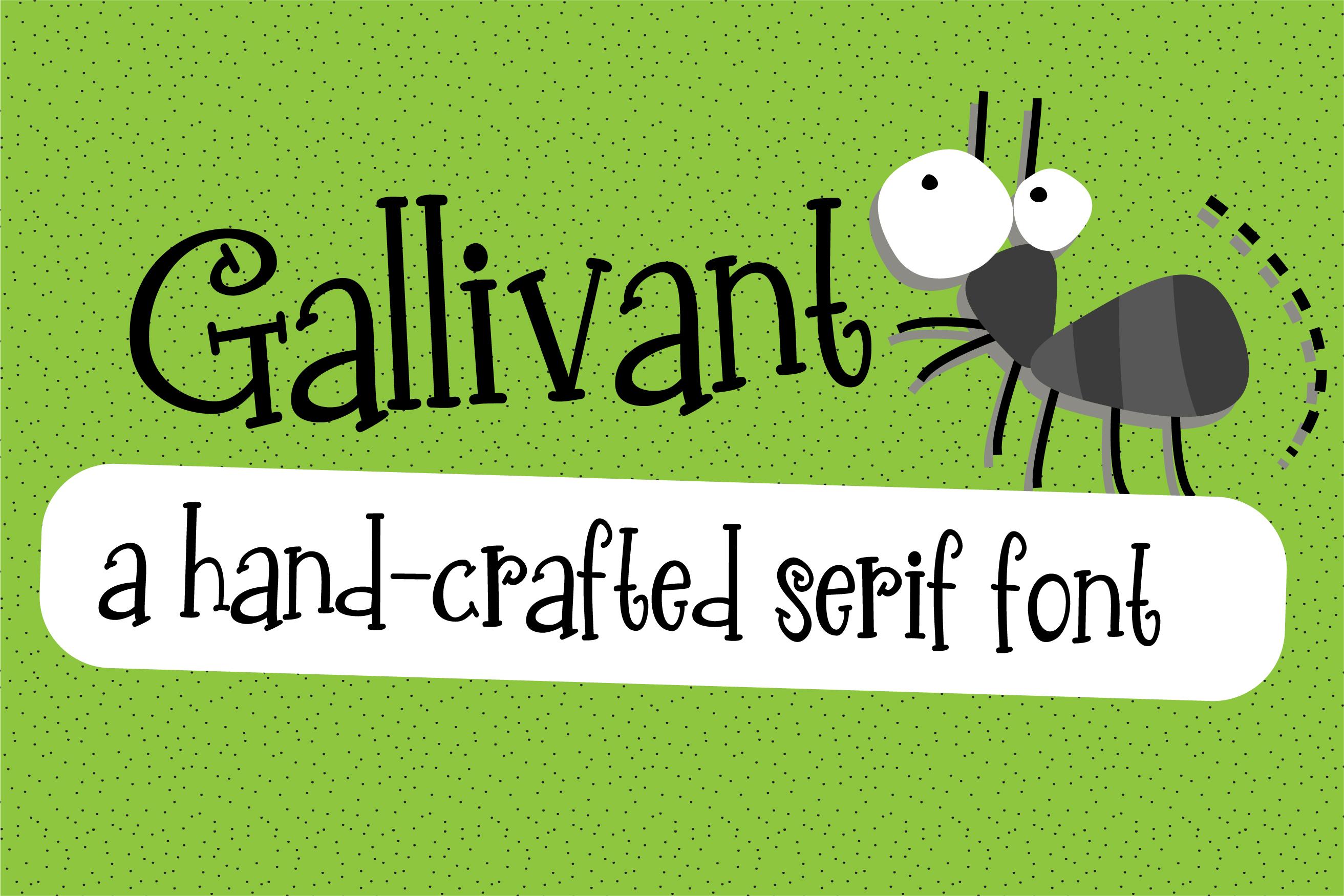 PN Gallivant example image 1