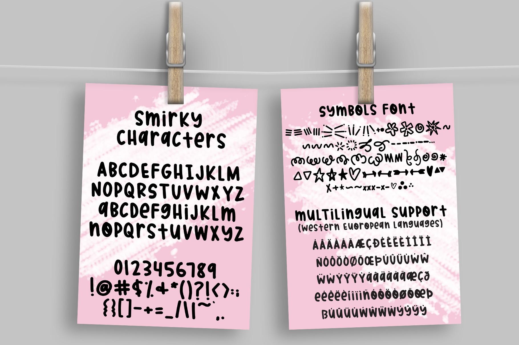 Smirky example image 4