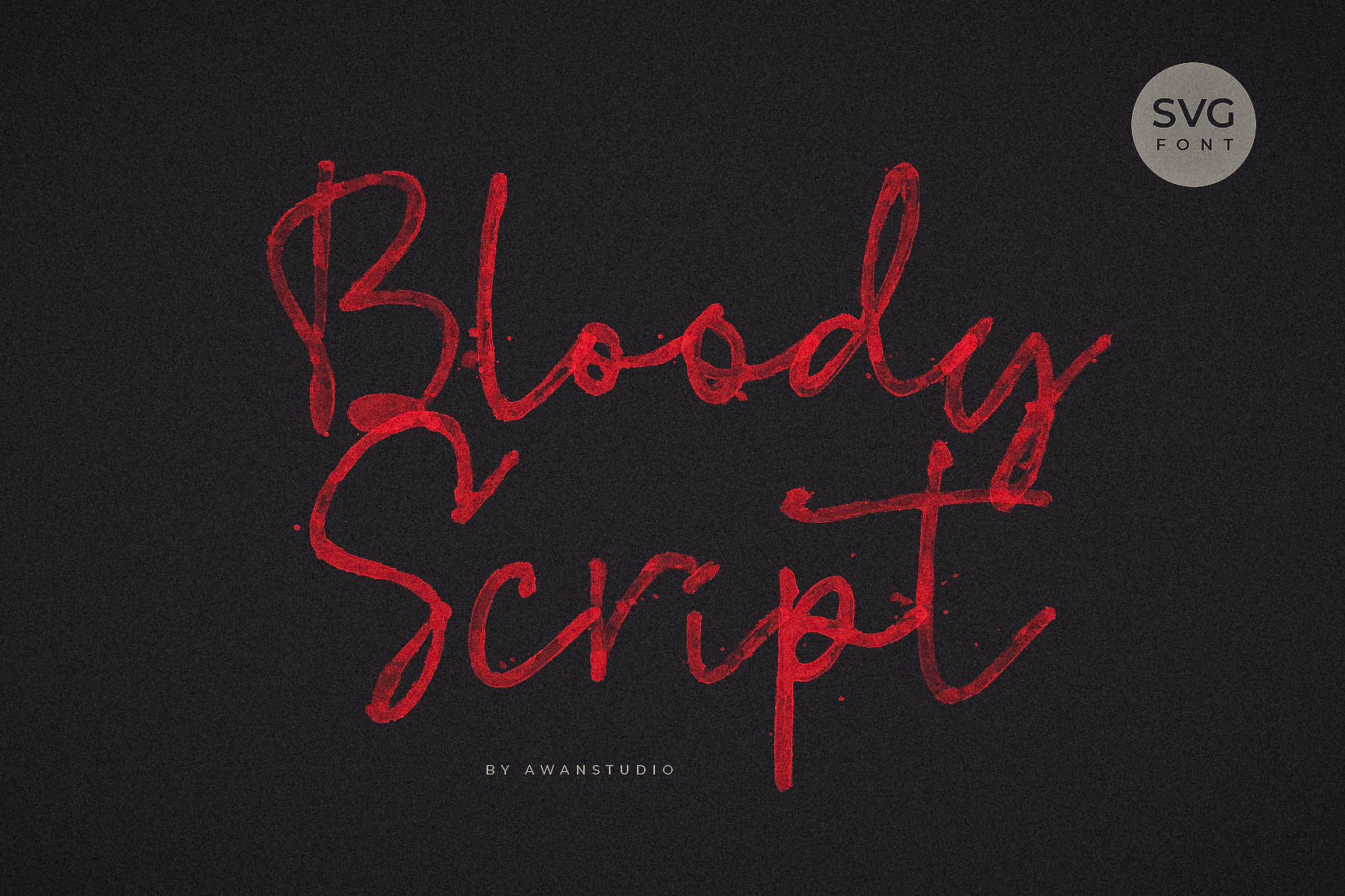Bloody Script example image 1