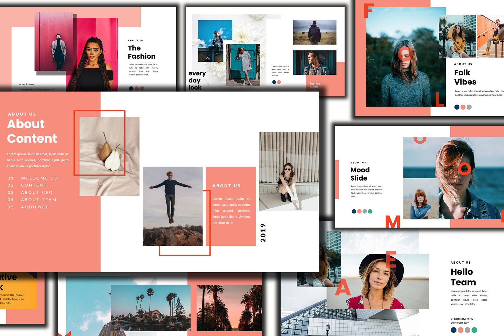 The Script Lookbook - Keynote Template example image 5