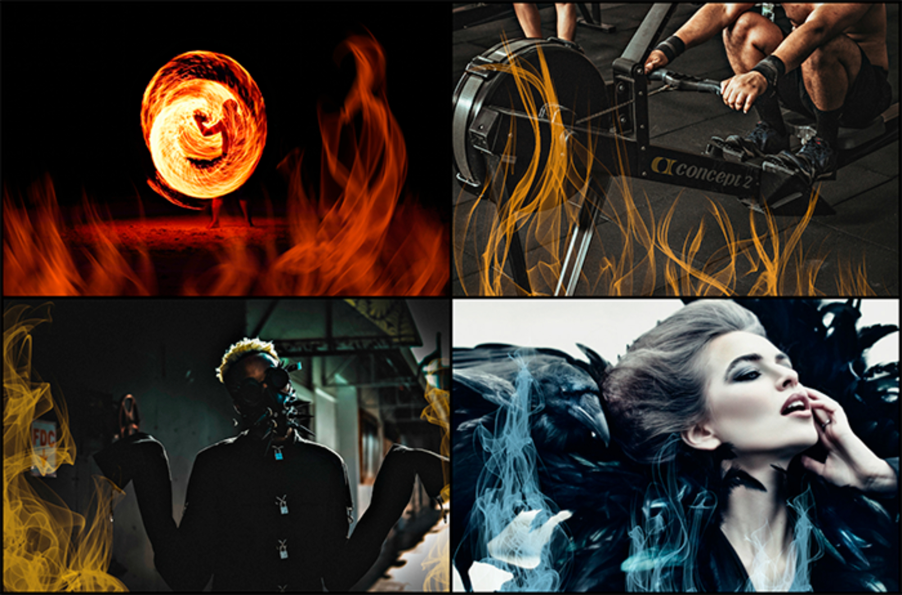 5000 Professional Photo Overlays example image 28