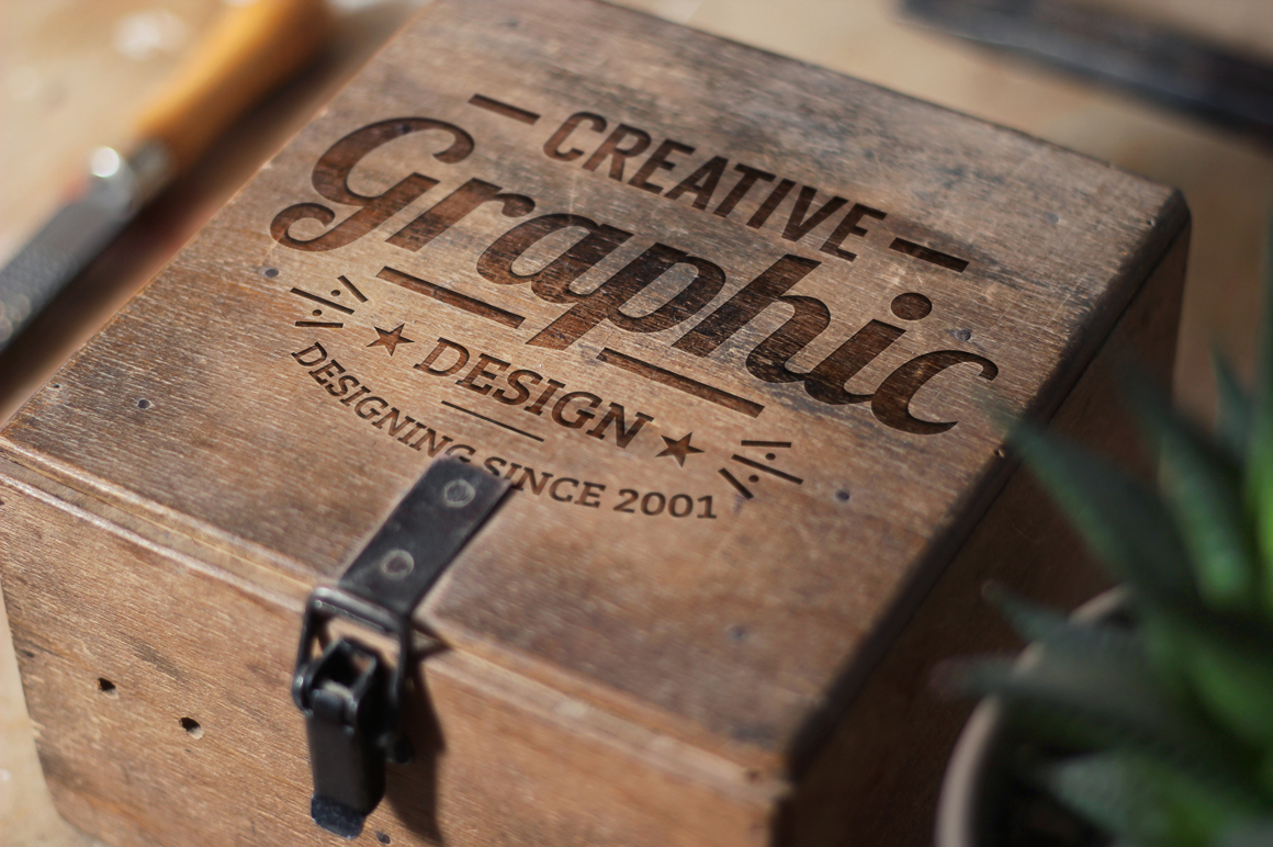 Perspective Logo Mockups Vol.1 example image 5
