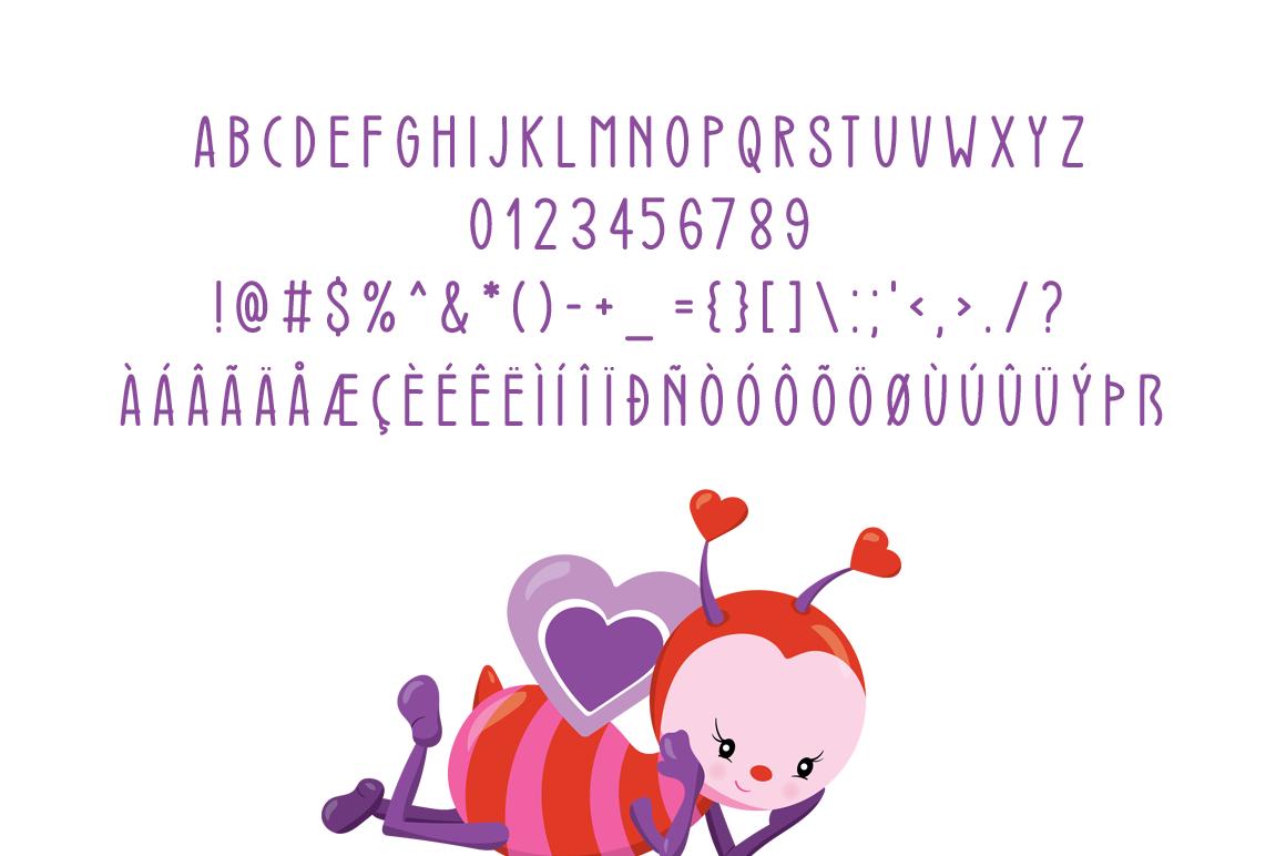 Valentine Bees example image 5