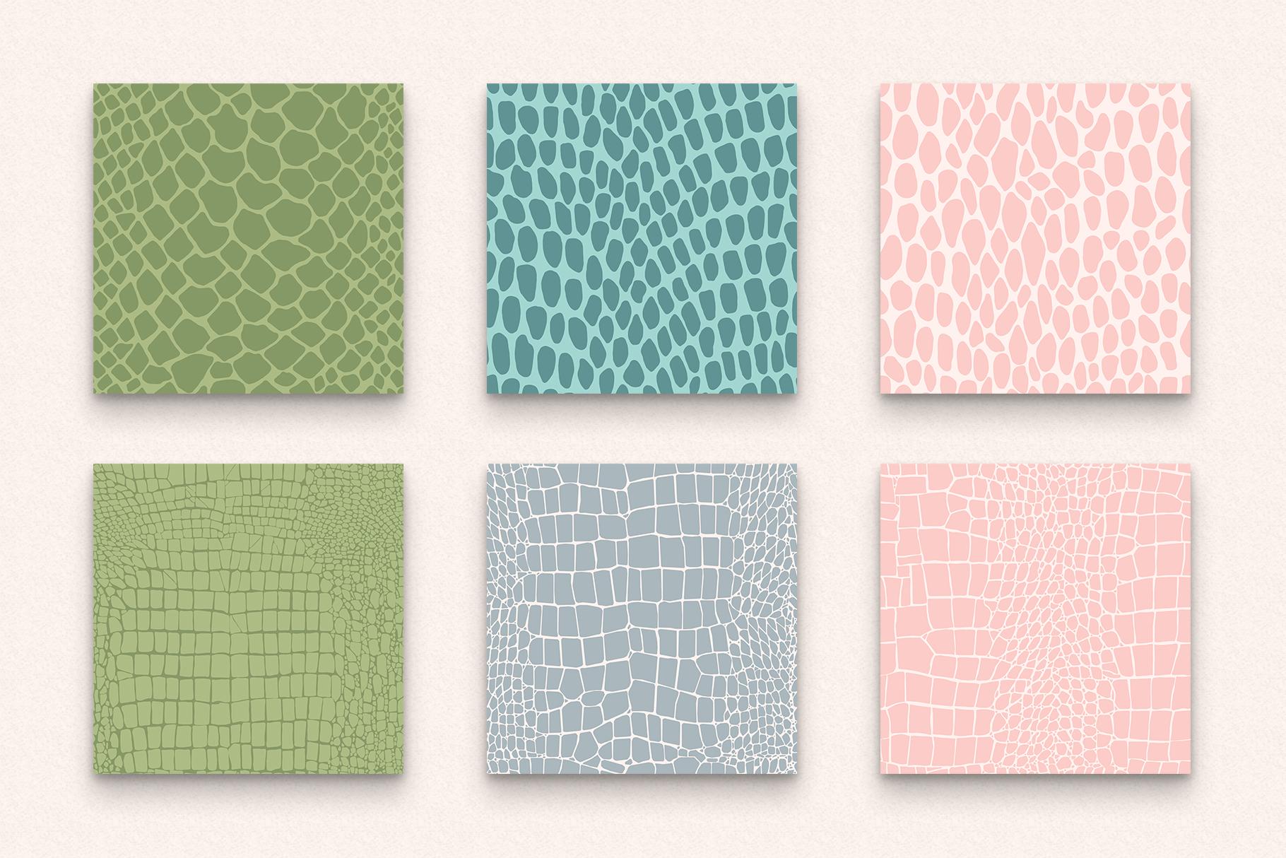 Animal Print Seamless Patterns example image 8