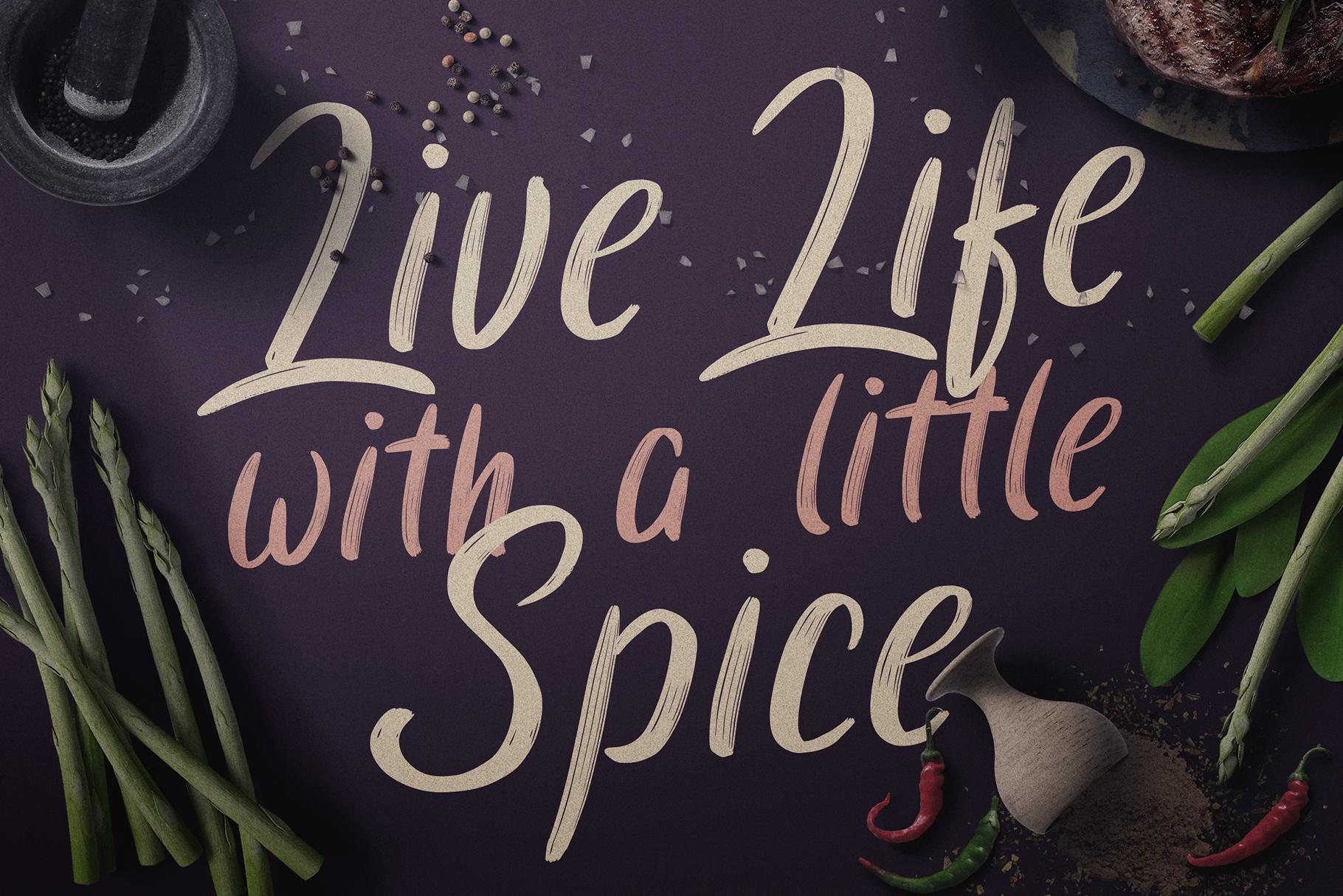 Spicy Taste example image 4