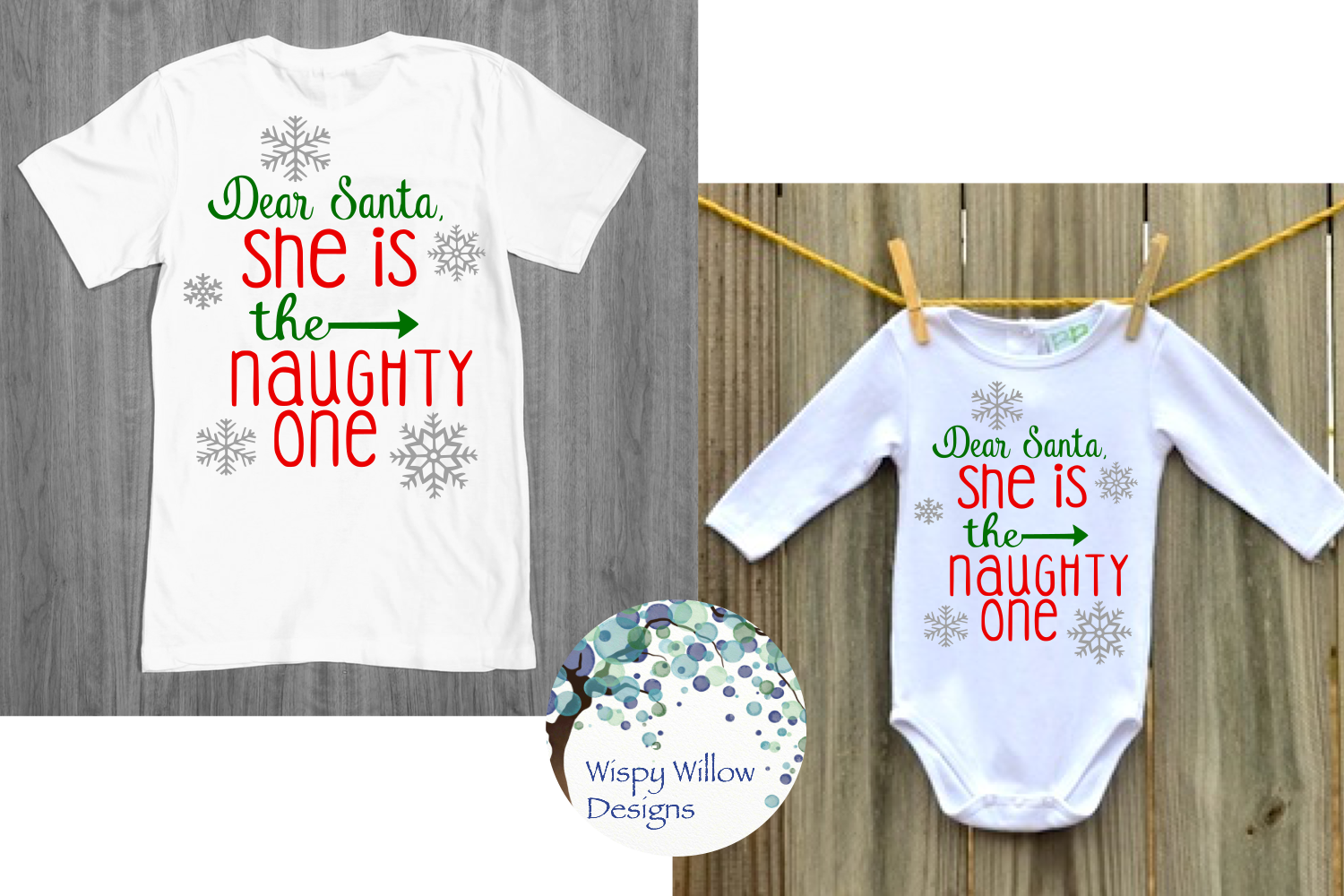 Kids Christmas Shirt Bundle | Funny Christmas SVG Cut Files example image 13