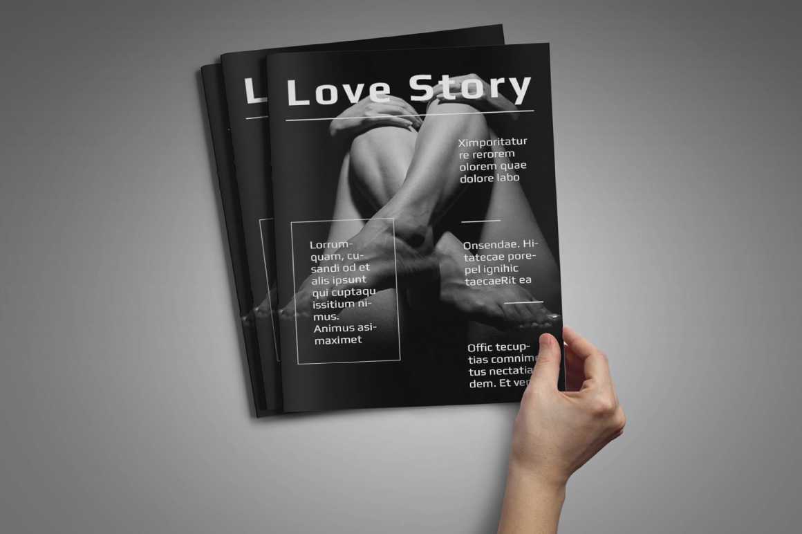 A4 Magazines example image 1
